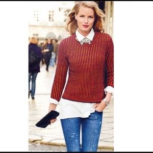 Cabi Melange Sweater
